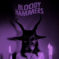 bloody hammers cover