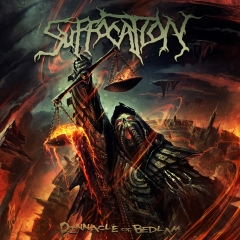 Suffocation - Pinnacle Of Bedlam - Artwork