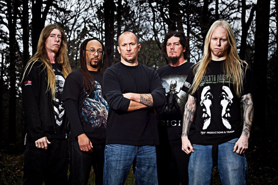 Death Metal Legends Suffocation Return With Crushing New