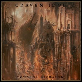 craven idol cover