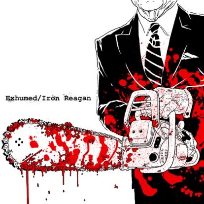 exhumed reagan