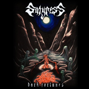 Satyress cover