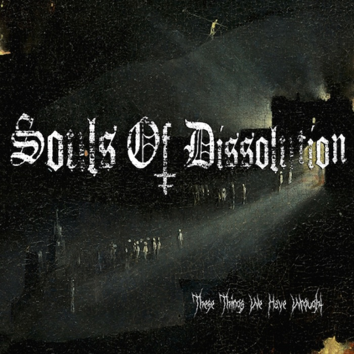 Souls of Dissolution cover