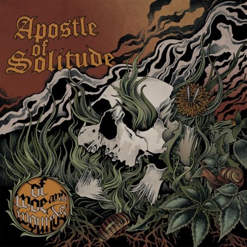 Apostle of Solitude cover