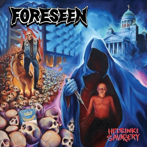 Foreseen cover