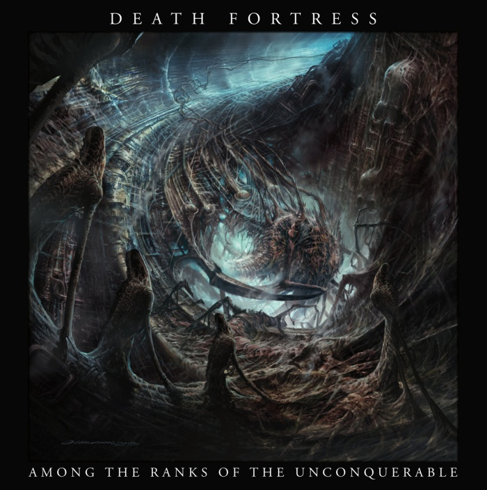 Death Fortress cover