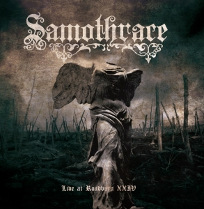 Samothrace cover