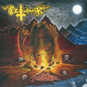 Deathhammer cover