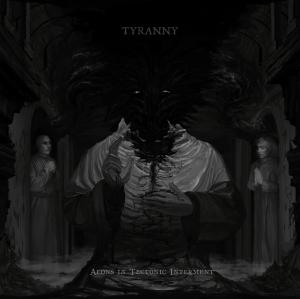 Tyranny cover