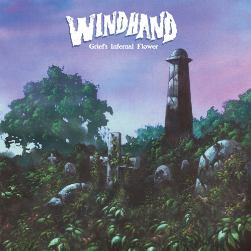Windhand cover