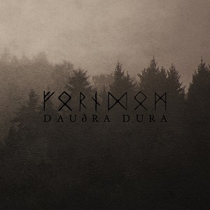 Forndom cover